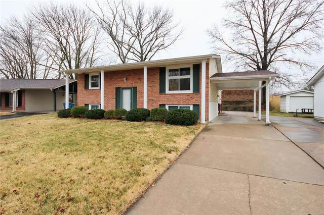 11866 Westglen Park Drive, Maryland Heights, MO 63043 (#20017100) :: St. Louis Finest Homes Realty Group