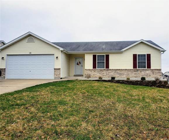 230 Gobbler Drive, Troy, MO 63379 (#20017138) :: St. Louis Finest Homes Realty Group