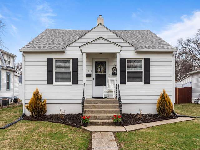 510 E Adams Street, O'Fallon, IL 62269 (#20017169) :: Clarity Street Realty