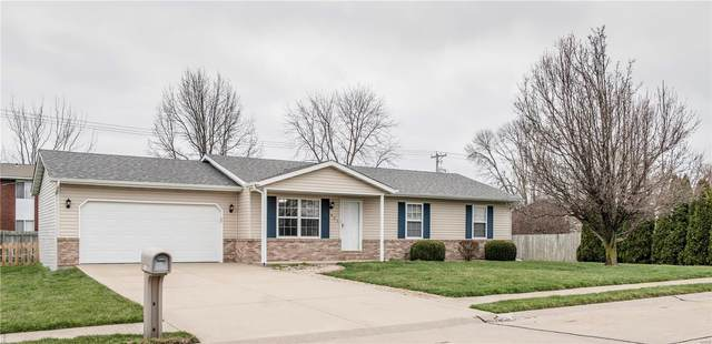 421 Orchard Court, Troy, IL 62294 (#20017170) :: Hartmann Realtors Inc.