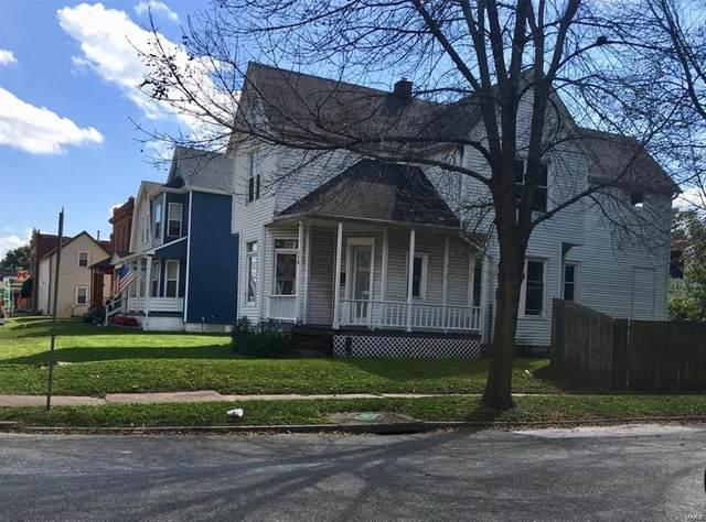 540 Bates Street, St Louis, MO 63111 (#20017179) :: Clarity Street Realty