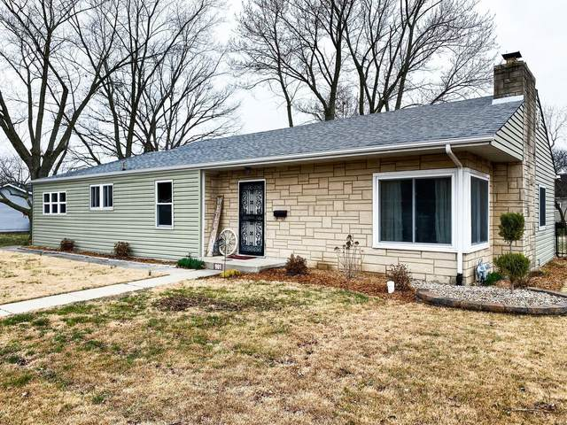 901 W Spring Street, STAUNTON, IL 62088 (#20017185) :: St. Louis Finest Homes Realty Group