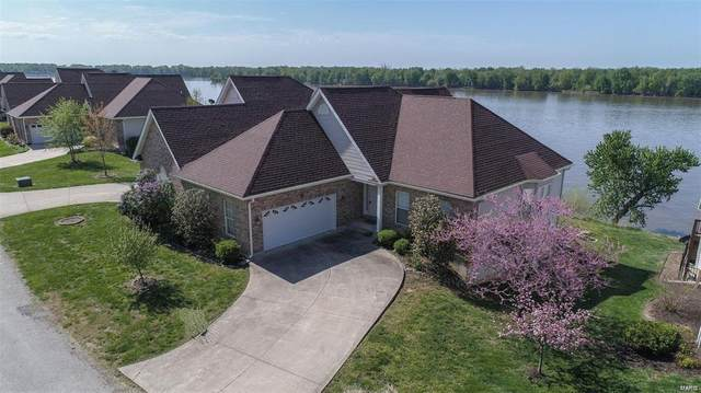 175 Brickyard Drive, GOLDEN EAGLE, IL 62036 (#20017255) :: Hartmann Realtors Inc.