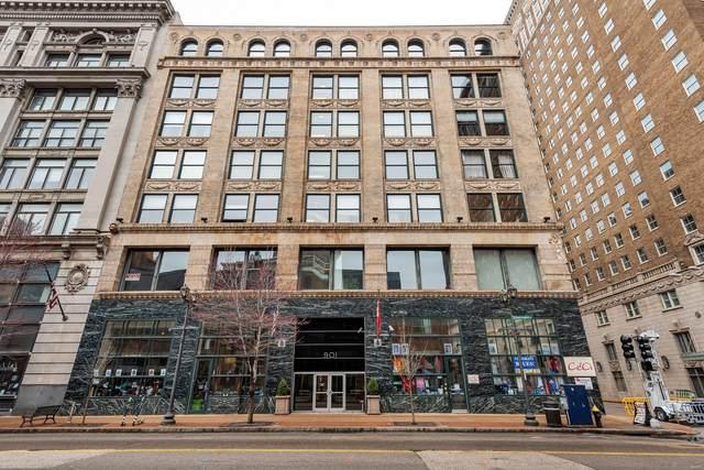 901 Washington Avenue #506, St Louis, MO 63101 (#20017306) :: Clarity Street Realty