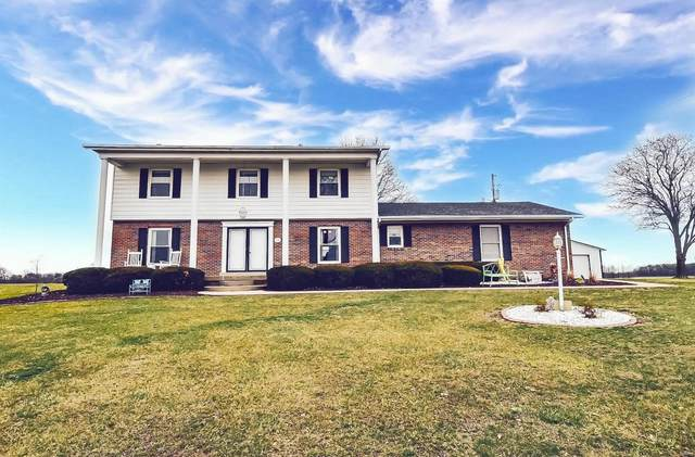 2592 Hickory Creek Road, DUBOIS, IL 62831 (#20017311) :: Fusion Realty, LLC