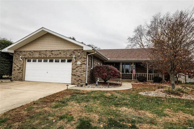 26 Berry Patch Ln, Glen Carbon, IL 62034 (#20017355) :: Clarity Street Realty