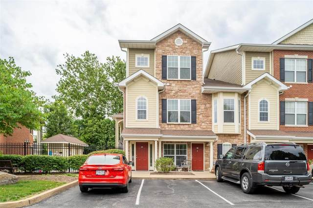 2682 Mcknight Crossing Court, Rock Hill, MO 63124 (#20017373) :: Clarity Street Realty