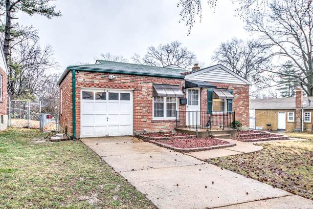 9146 Frederick, St Louis, MO 63137 (#20017444) :: Walker Real Estate Team