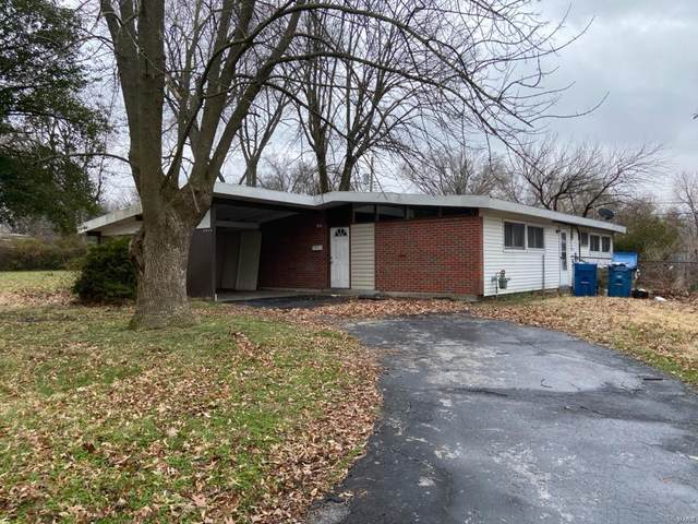 8512 Midwood Avenue, St Louis, MO 63134 (#20017471) :: Clarity Street Realty