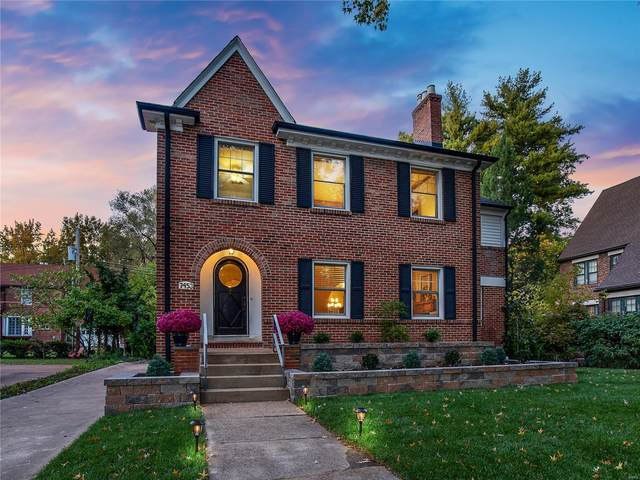 7453 Somerset Avenue, Clayton, MO 63105 (#20017489) :: Kelly Hager Group | TdD Premier Real Estate