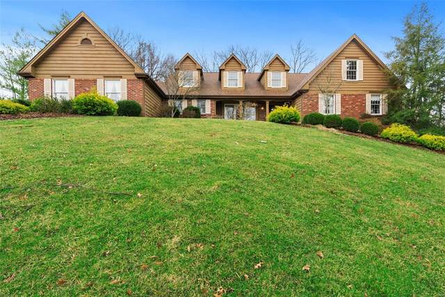 16830 Kehrsbrooke Court, Chesterfield, MO 63005 (#20017512) :: The Becky O'Neill Power Home Selling Team