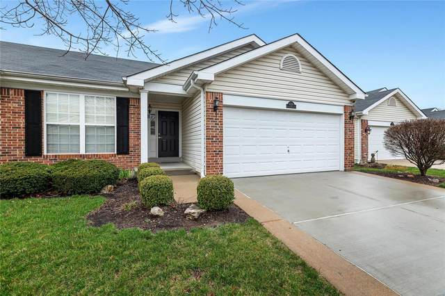 10193 Carlton Place Court, St Louis, MO 63123 (#20017513) :: Clarity Street Realty