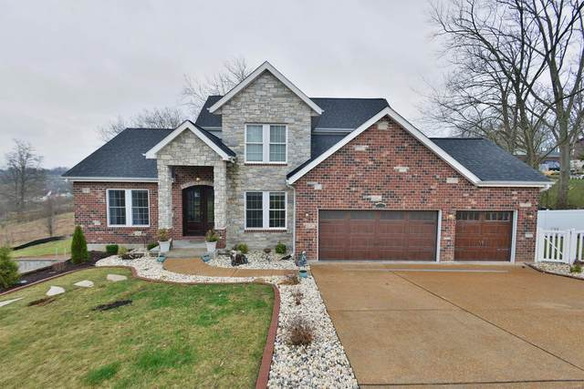 3710 Yaeger Road, St Louis, MO 63129 (#20017516) :: Clarity Street Realty