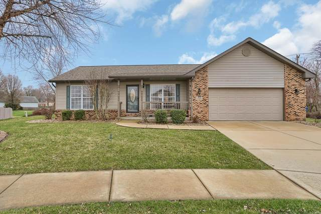 406 Prefontaine Court, Lebanon, IL 62254 (#20017569) :: Clarity Street Realty
