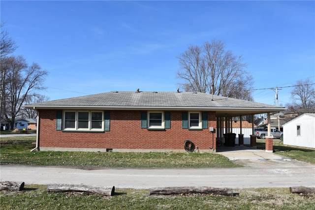 905 S Dickerson, Palmyra, MO 63461 (#20017589) :: St. Louis Finest Homes Realty Group