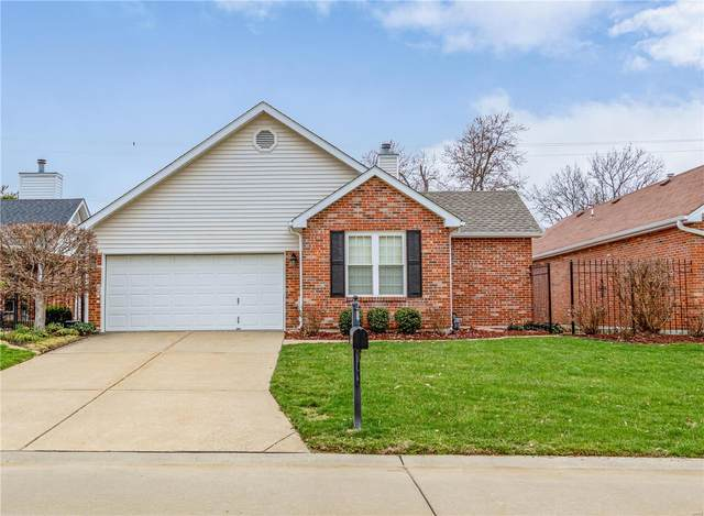 845 Du Pre Court, Saint Peters, MO 63376 (#20017616) :: Clarity Street Realty