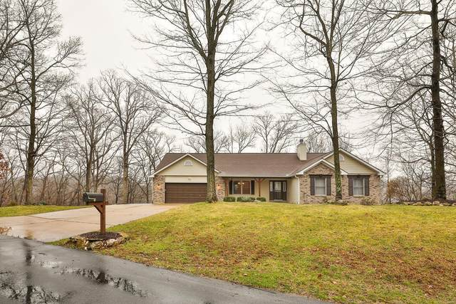 532 Rooster Ridge Court, Defiance, MO 63341 (#20017726) :: Parson Realty Group
