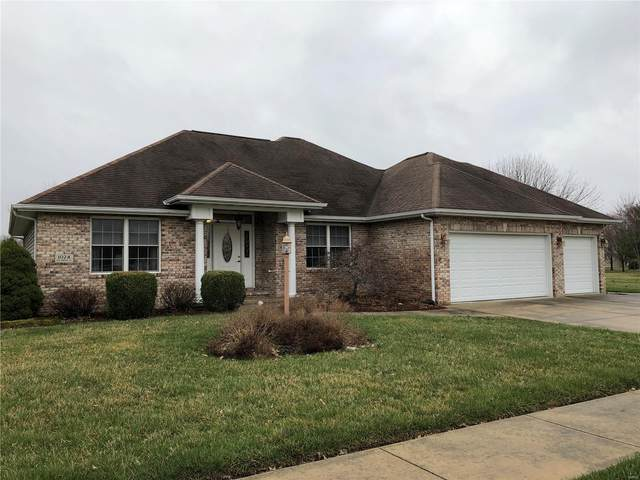 1024 Fox Manor Court, STAUNTON, IL 62088 (#20017733) :: St. Louis Finest Homes Realty Group