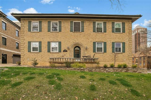 7701 Shirley Drive 2W, Clayton, MO 63105 (#20017747) :: Matt Smith Real Estate Group