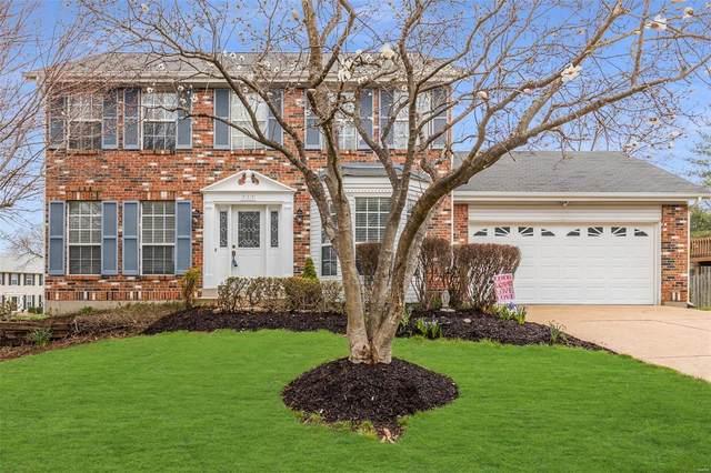 717 Westbrooke Terrace Drive, Ballwin, MO 63021 (#20017763) :: St. Louis Finest Homes Realty Group