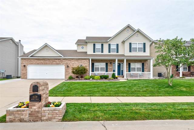 1128 River Birch Drive, O'Fallon, IL 62269 (#20017771) :: Clarity Street Realty