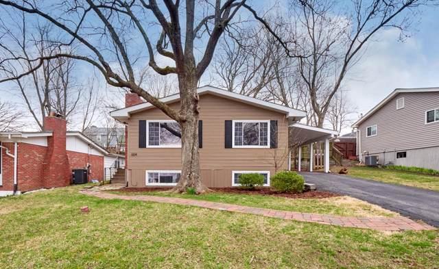 604 Hickory Hollow Lane, Kirkwood, MO 63122 (#20017817) :: Clarity Street Realty