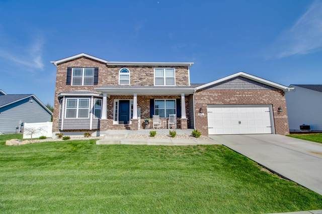240 Gabrielle Circle, Bethalto, IL 62010 (#20017822) :: Tarrant & Harman Real Estate and Auction Co.