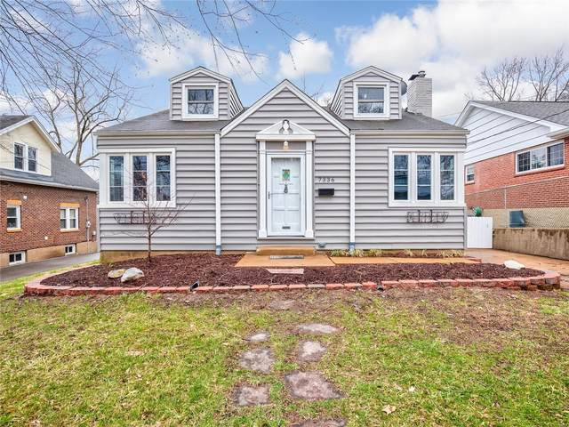 7336 Devonshire Avenue, St Louis, MO 63119 (#20017843) :: The Becky O'Neill Power Home Selling Team