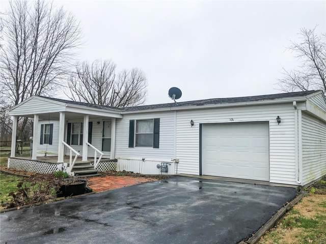 106 S Hayden Street, Dorchester, IL 62033 (#20017849) :: Fusion Realty, LLC