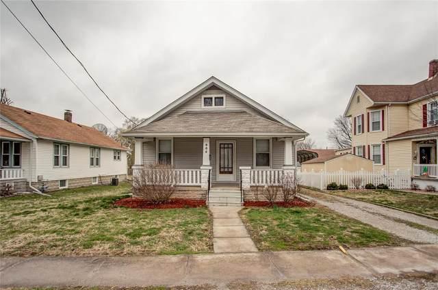 405 S Long Street, Caseyville, IL 62232 (#20017858) :: Hartmann Realtors Inc.