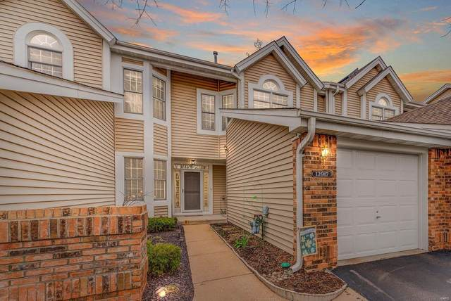 12917 Autumn Fields Court, St Louis, MO 63146 (#20017890) :: Clarity Street Realty