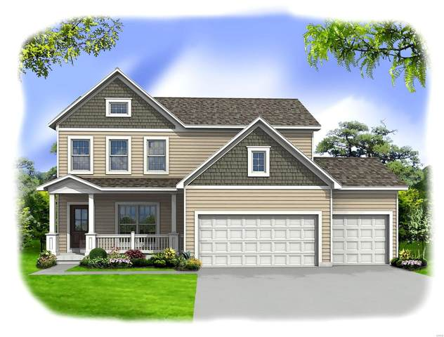 25 Wilmer Valley (Lot 134) Court, Wentzville, MO 63385 (#20017899) :: Clarity Street Realty