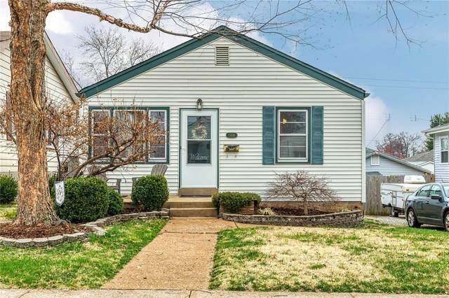 6038 Arthur Avenue, St Louis, MO 63139 (#20017973) :: Sue Martin Team