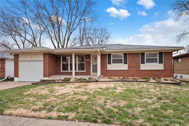 4652 Villa Knoll Drive, St Louis, MO 63128 (#20017991) :: Peter Lu Team