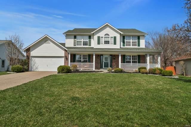 2950 Stargaze Drive, Dardenne Prairie, MO 63368 (#20018010) :: Kelly Hager Group | TdD Premier Real Estate