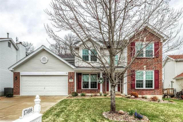 17408 Hilltop Ridge Drive, Eureka, MO 63025 (#20018017) :: St. Louis Finest Homes Realty Group
