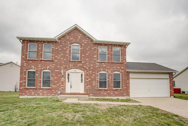 3536 Harbor Way, Shiloh, IL 62221 (#20018024) :: Hartmann Realtors Inc.