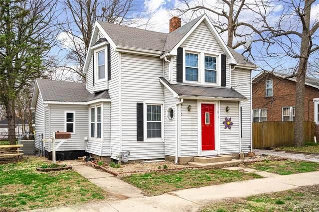 613 N Jackson Street, LITCHFIELD, IL 62056 (#20018115) :: Clarity Street Realty