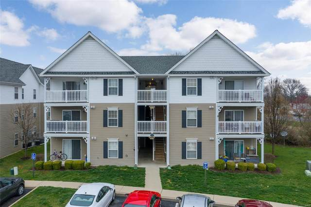 9744 Bexley Station Drive 8G, St Louis, MO 63123 (#20018119) :: Clarity Street Realty