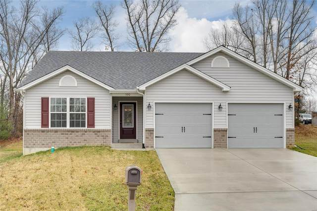 590 Indian Lake Drive, Wright City, MO 63390 (#20018132) :: St. Louis Finest Homes Realty Group