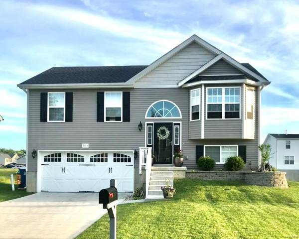 1814 Waters Edge Way, Pevely, MO 63070 (#20018141) :: Clarity Street Realty
