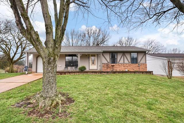 1465 Twin Trails Drive, Fenton, MO 63026 (#20018157) :: The Becky O'Neill Power Home Selling Team