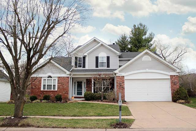 16815 Ashberry Circle Drive, Chesterfield, MO 63005 (#20018165) :: Clarity Street Realty