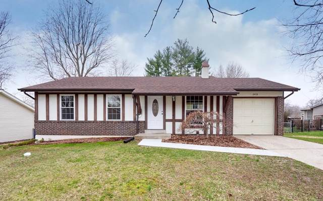 2433 Country Wood Drive, Maryland Heights, MO 63043 (#20018217) :: RE/MAX Vision
