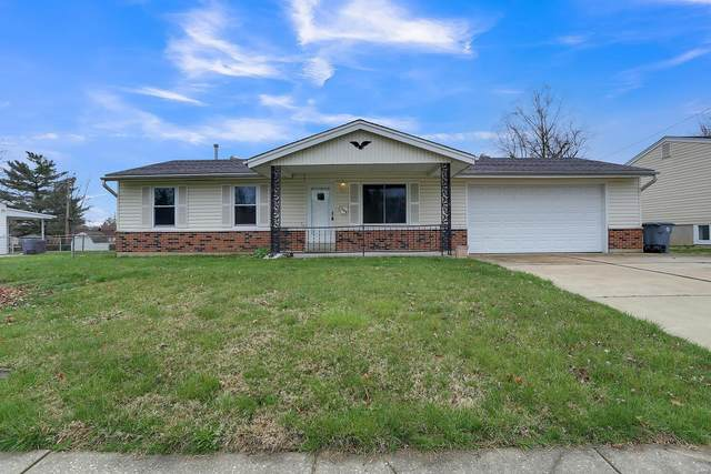 508 Briscoe Avenue, O'Fallon, MO 63366 (#20018274) :: Kelly Hager Group | TdD Premier Real Estate
