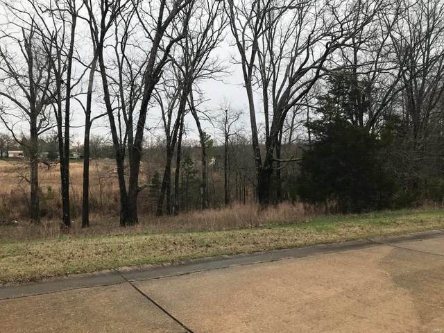0 Brownwood Ct Lot 18, Poplar Bluff, MO 63901 (#20018293) :: The Becky O'Neill Power Home Selling Team