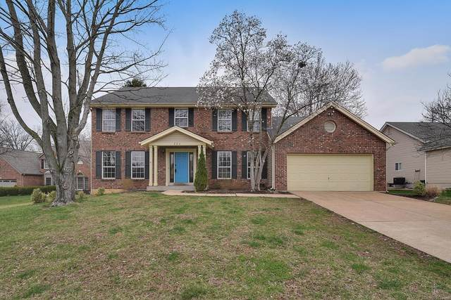 224 Muirfield Woods Ct, Saint Charles, MO 63304 (#20018295) :: RE/MAX Vision