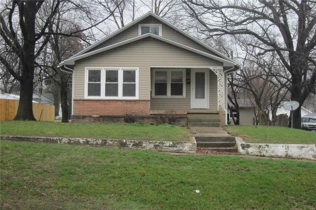 1223 W St. Louis Avenue, Vandalia, IL 62471 (#20018363) :: Parson Realty Group