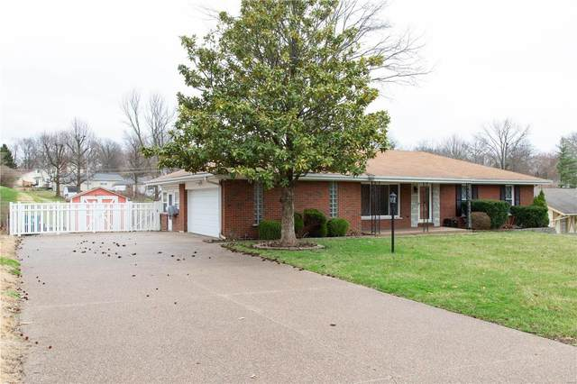 12250 Winterset Drive, Black Jack, MO 63033 (#20018376) :: Matt Smith Real Estate Group