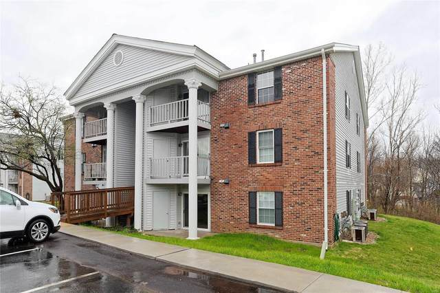 7415 Triwoods D, St Louis, MO 63119 (#20018404) :: Clarity Street Realty